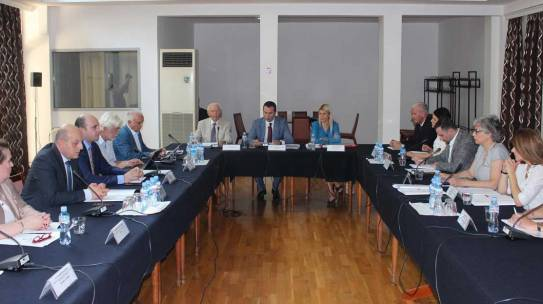 Third meeting of the Steering Committee, Skopje, July 13th, 2018